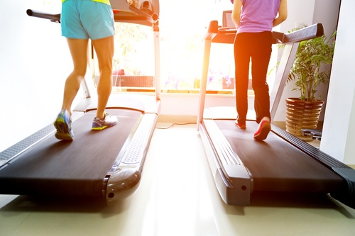 Treadmill Running